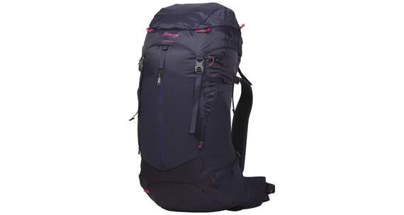 Bergans Skarstind 40L Backpack Women Blackberry/Hot Pink
